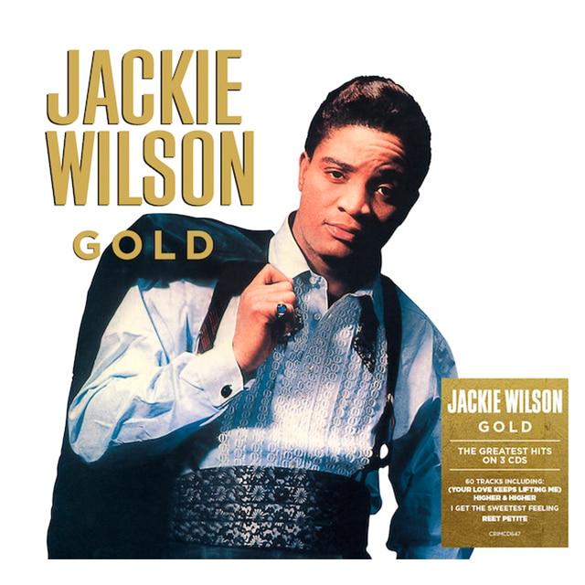 Jackie Wilson – Gold