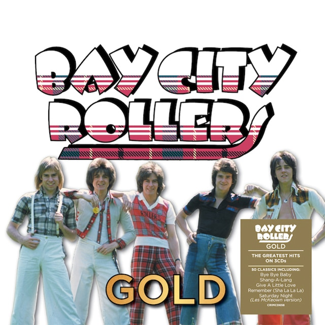Bay City Rollers – Gold