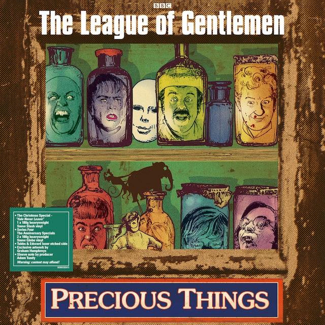 Precious Things – (Coloured Vinyl)