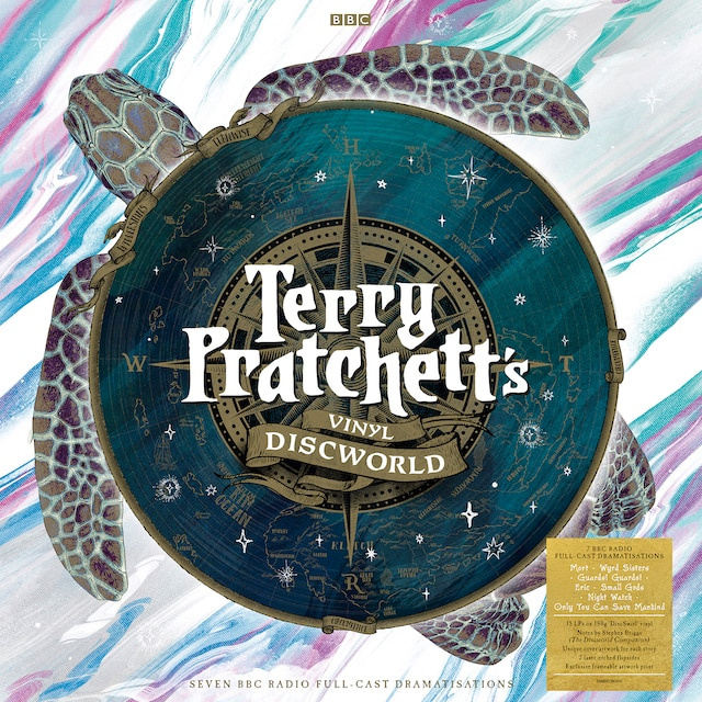 Terry Pratchett's Vinyl Discworld (DiscSwirl Vinyl)