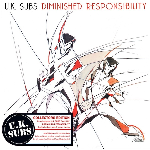 Diminished Responsibility (10″ Coloured Vinyl)