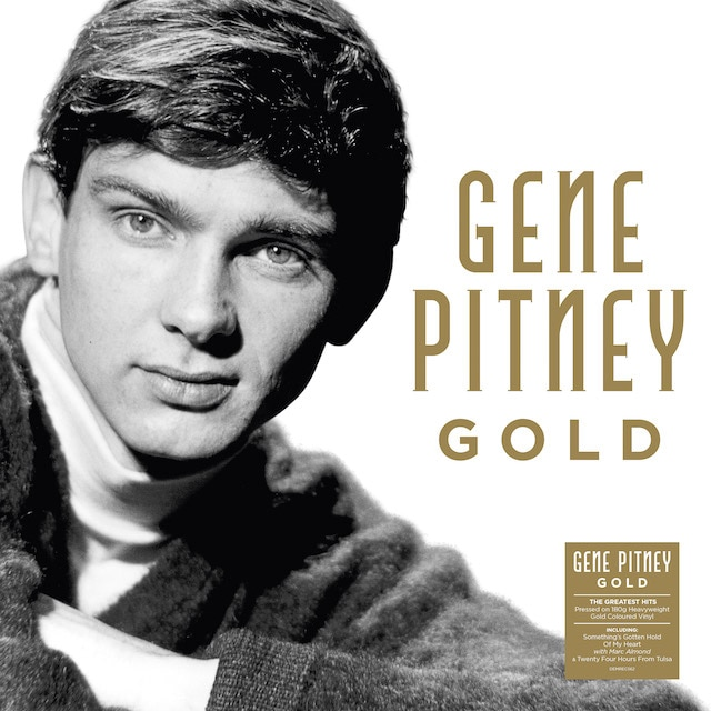 Gene Pitney – Gold (Gold Coloured Vinyl)