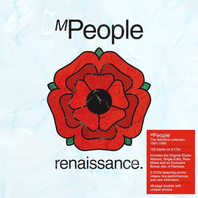 M People – Renaissance (Amazon Exclusive Edition)
