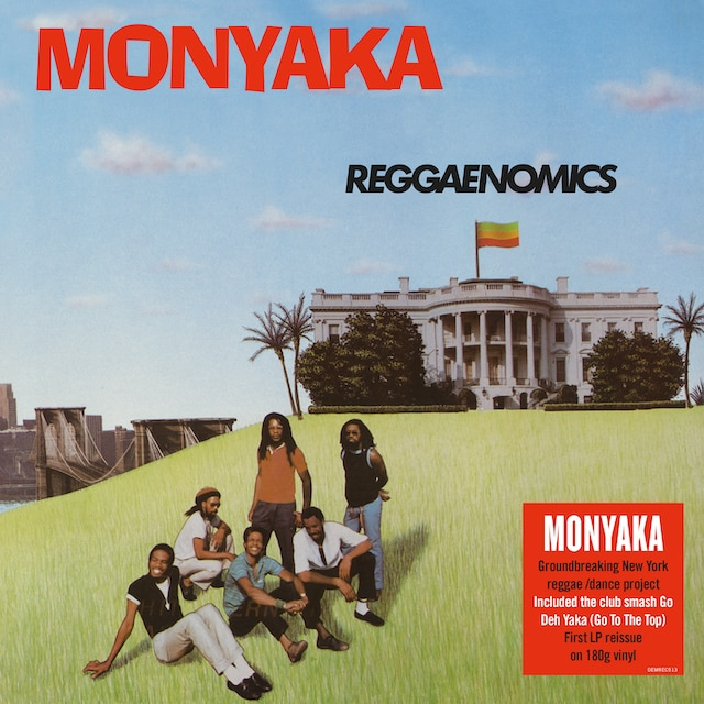 Reggaenomics (Vinyl)