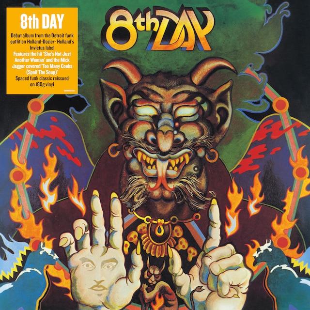 8th Day (Vinyl)