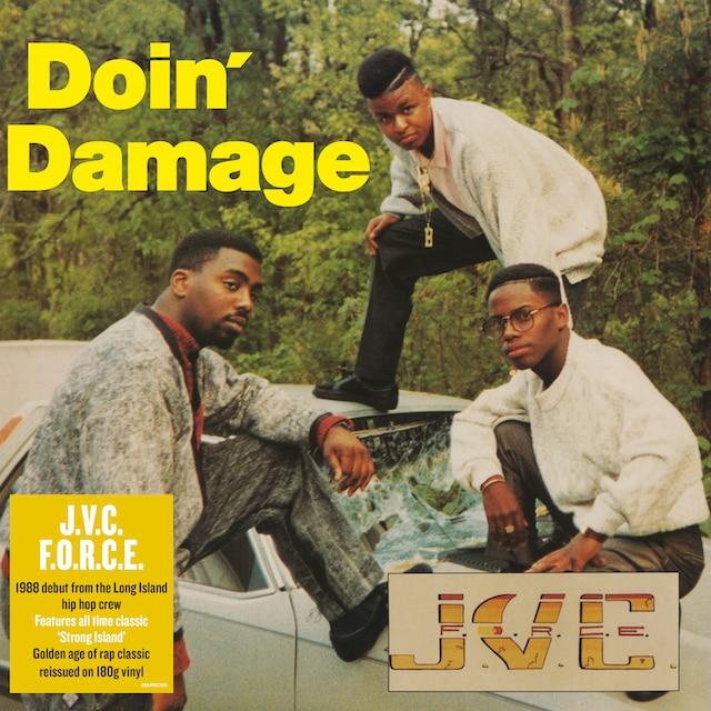 Doin' Damage (Vinyl)