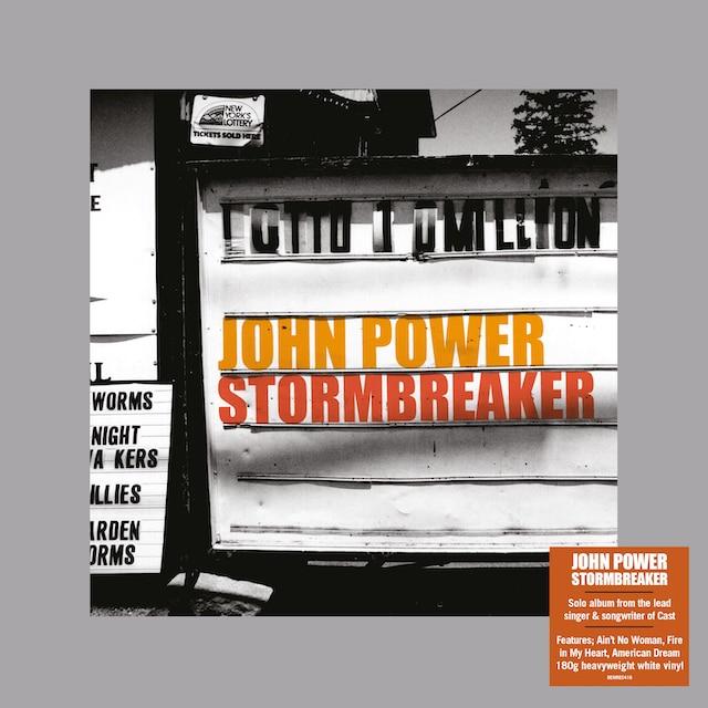 Stormbreaker (White Vinyl)