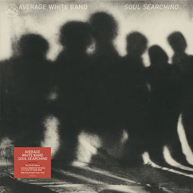 Soul Searching (Clear Vinyl)