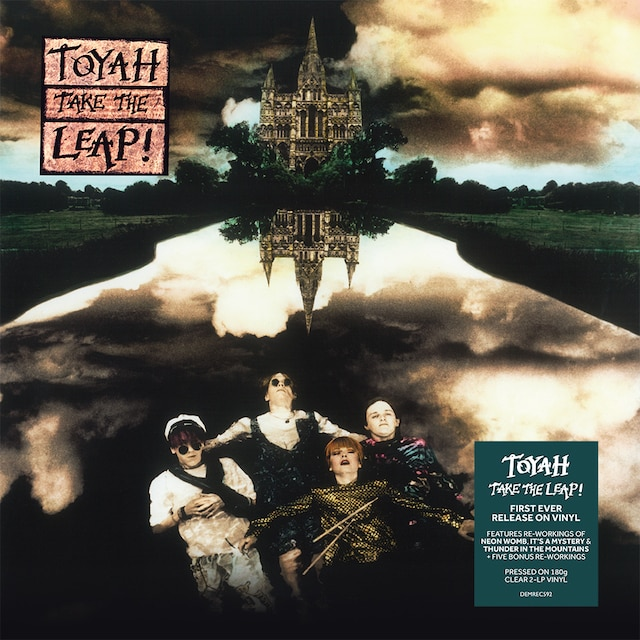 Take The Leap! (Clear Vinyl)