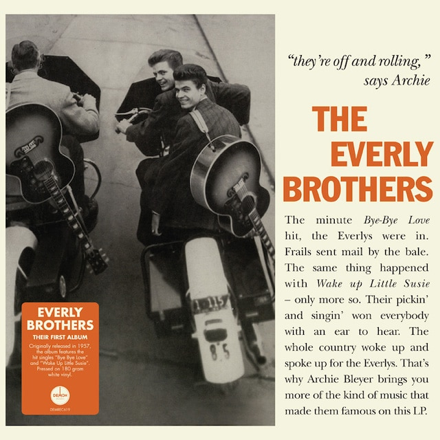The Everly Brothers (Vinyl)