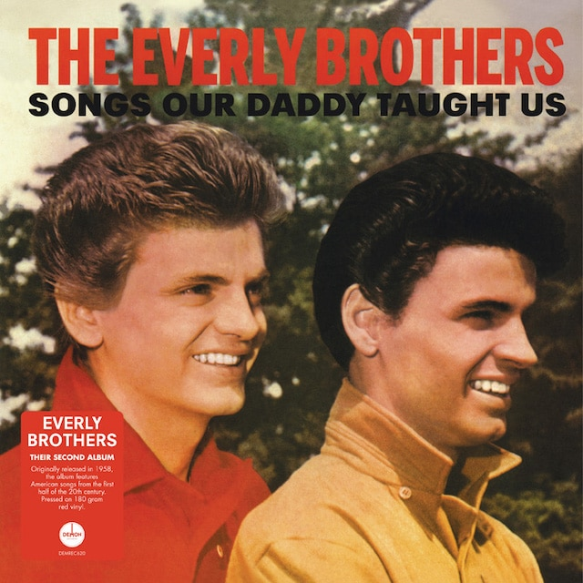 Songs Our Daddy Taught Us (Red Vinyl)