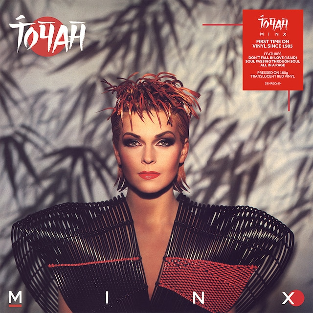 Minx (Translucent Red Vinyl)