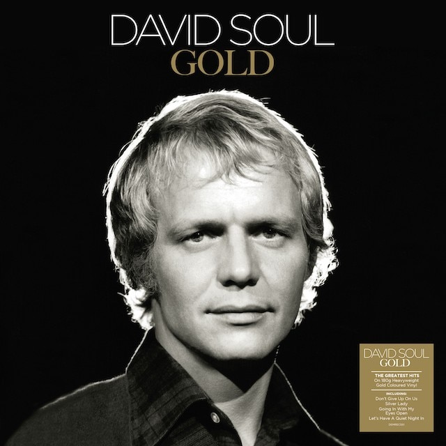 David Soul – Gold (Gold Coloured Vinyl)