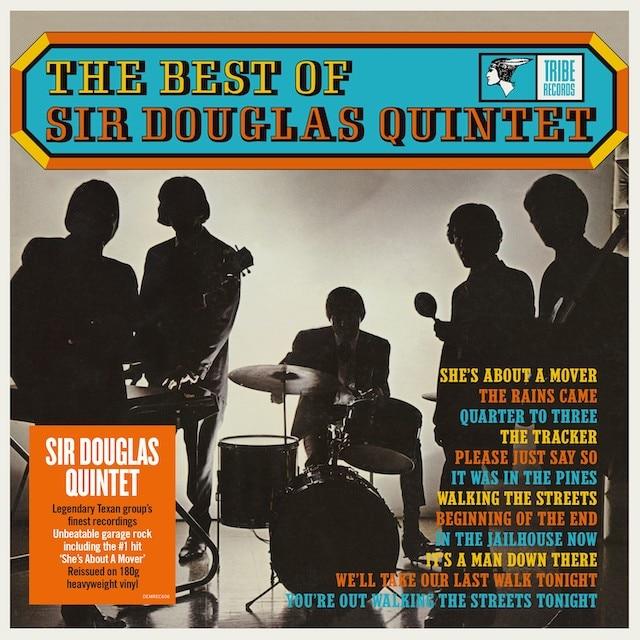 Sir Douglas Quintet: The Best Of (Vinyl)