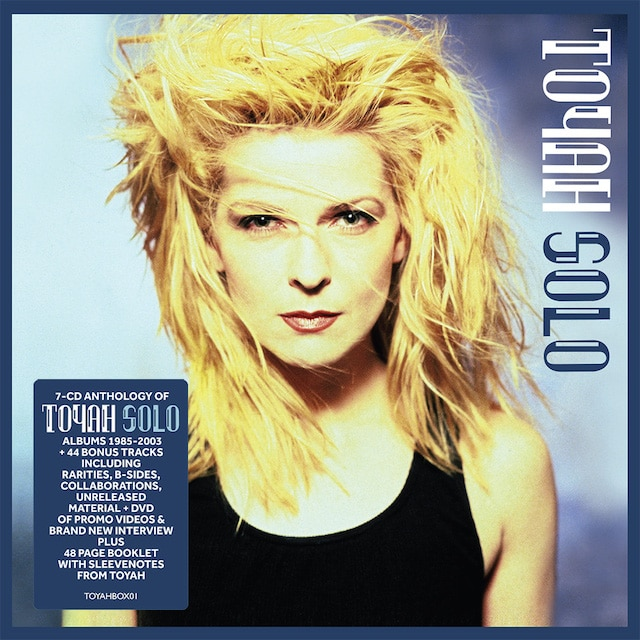 Toyah – Solo (Standard Edition)