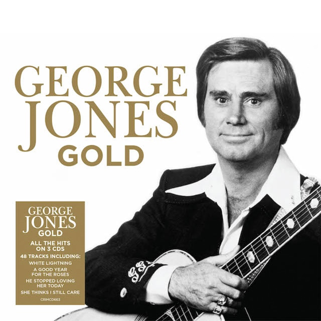 George Jones – Gold