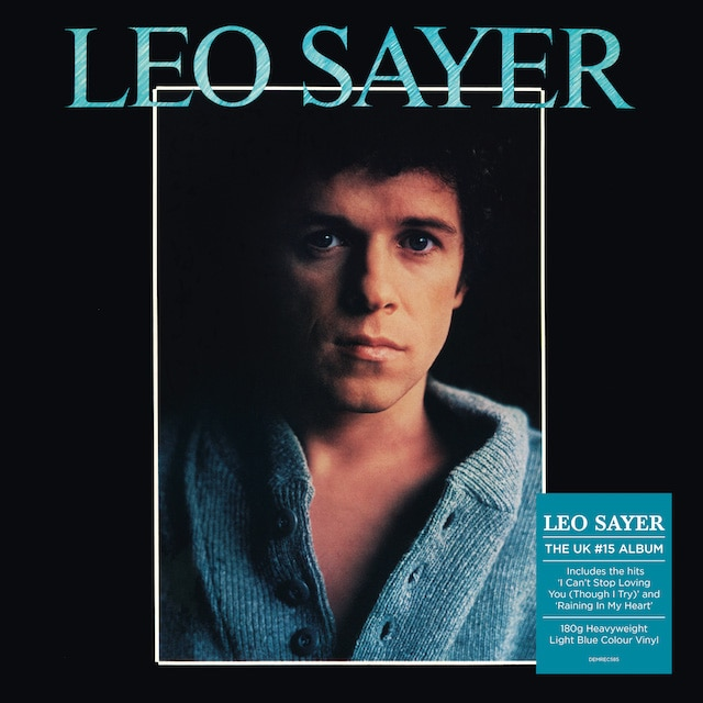 Leo Sayer (Light Blue Vinyl)