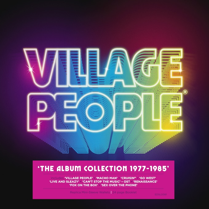 Village People – The Album Collection 1977-1985