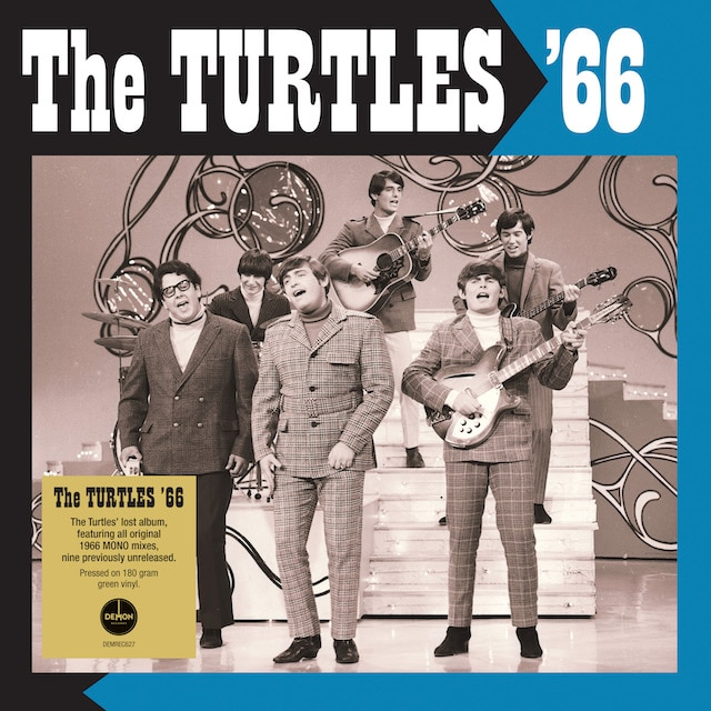 The Turtles '66 (Green Vinyl)
