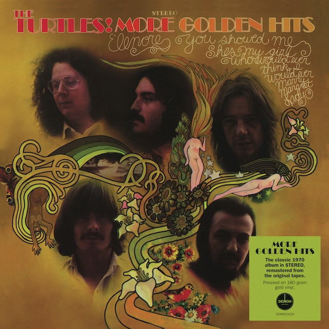 The Turtles: More Golden Hits (Gold Vinyl)