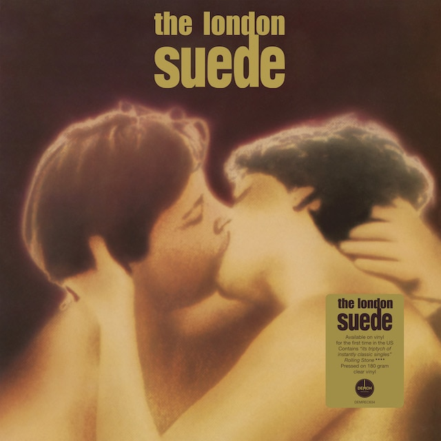 The London Suede (RSD20: Clear Vinyl)