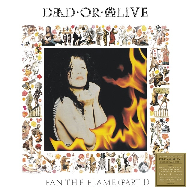 Fan The Flame (Part 1) (White Vinyl)