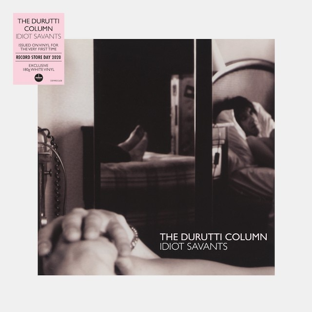 The Durutti Column – Idiot Savants (RSD20: White Vinyl)