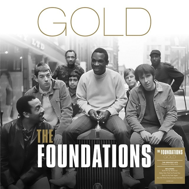 The Foundations – Gold (Vinyl)