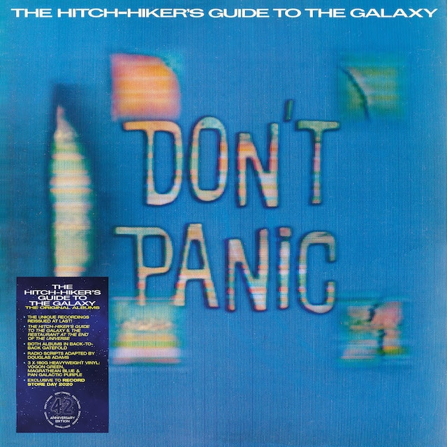 The Hitchhiker's Guide to the Galaxy – The Original Albums (RSD20: Coloured Vinyl)