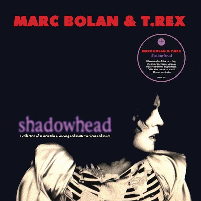 Marc Bolan & T.Rex –  Shadowhead (RSD20: Purple Vinyl)