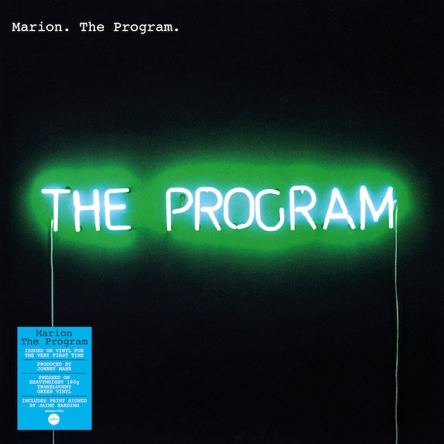 The Program (Translucent Green Vinyl) Signed Edition