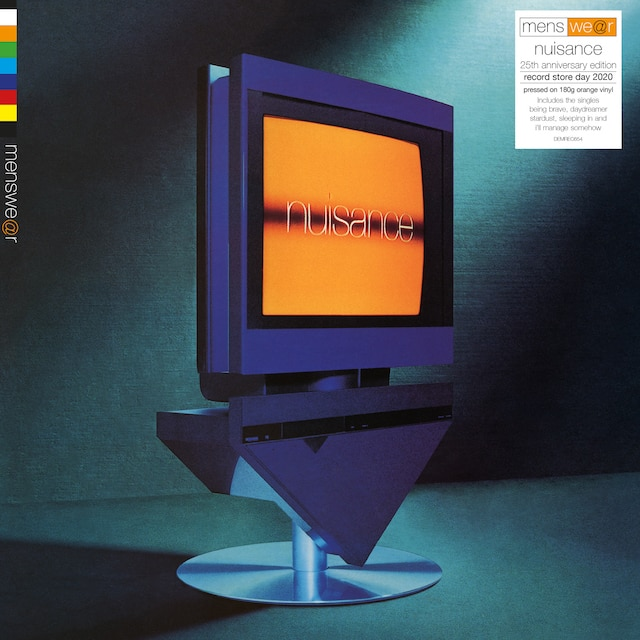 Menswear – Nuisance (RSD20 25th Anniversary Edition: Orange Vinyl)