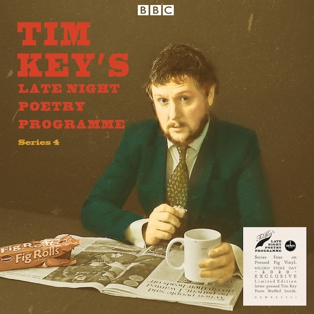 Tim Key's Late Night Poetry Programme (RSD20: Fig Vinyl)