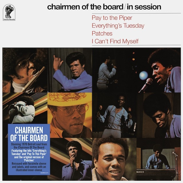 Chairmen Of The Board – In Session (Vinyl)