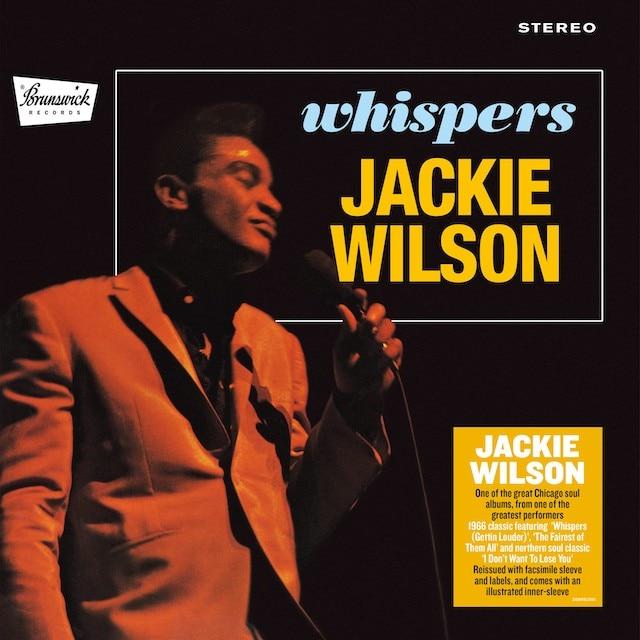 Jackie Wilson: Whispers (Vinyl)