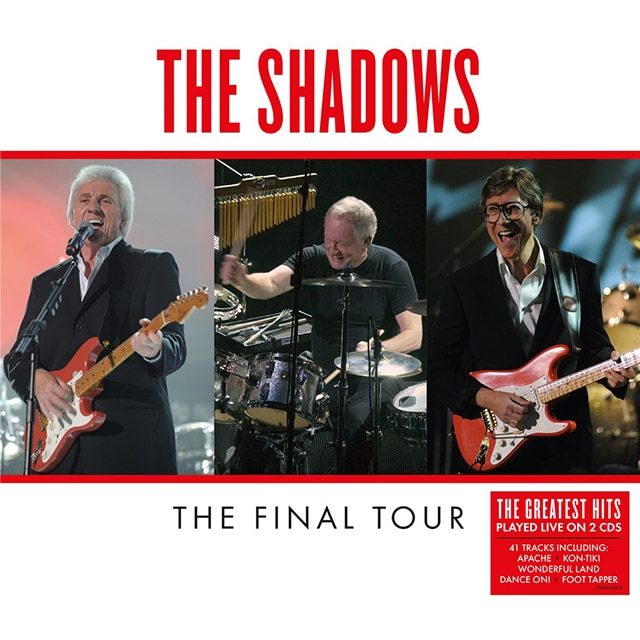 The Shadows – The Final Tour