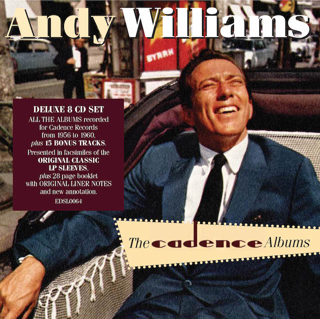 Andy Williams – The Cadence Albums