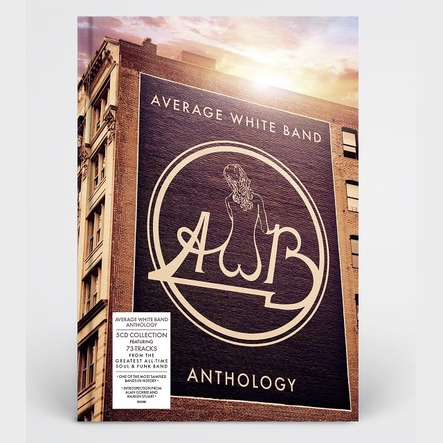 Average White Band – Anthology