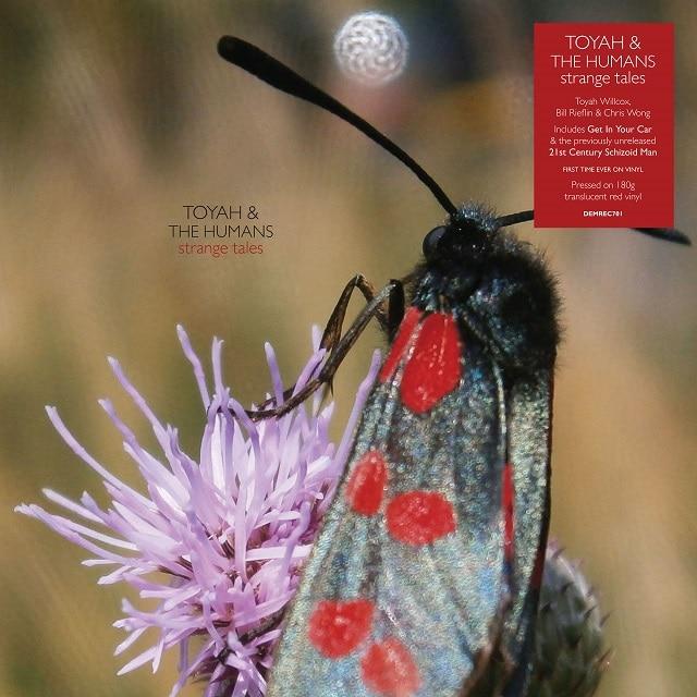 Strange Tales (Translucent Red Vinyl)