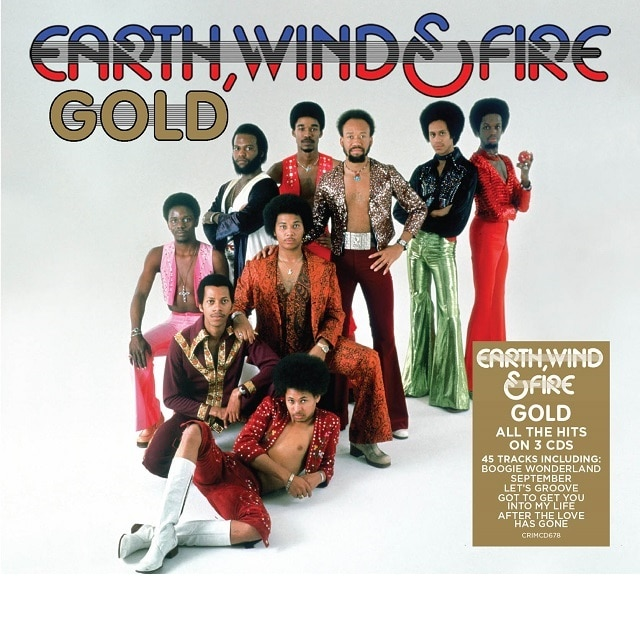 Earth, Wind & Fire – Gold