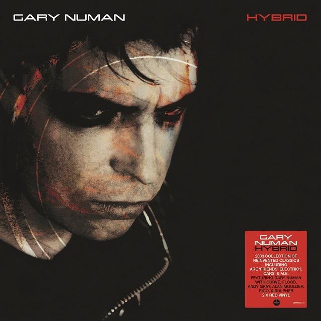 Gary Numan – Hybrid (Red Vinyl)