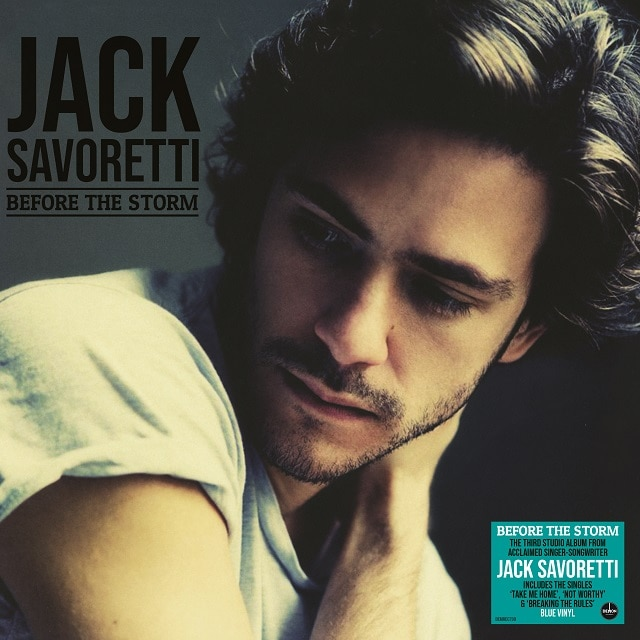 Jack Savoretti – Before The Storm (Blue Vinyl)