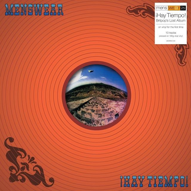 ¡Hay Tiempo! (Clear Vinyl)
