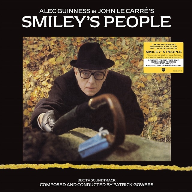 Smiley's People – Music From The BBC TV Soundtrack (Blue Diamond Vinyl)