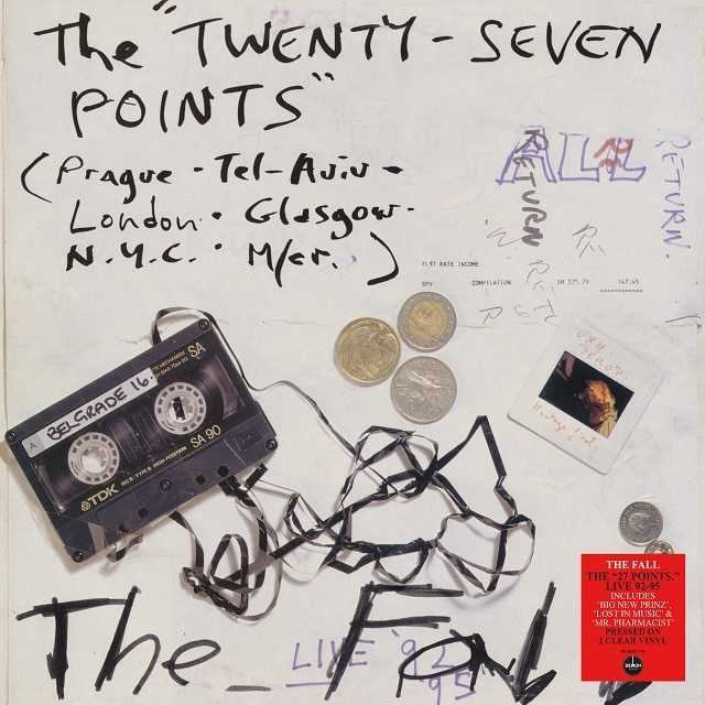 The Twenty-Seven Points (Clear Vinyl)