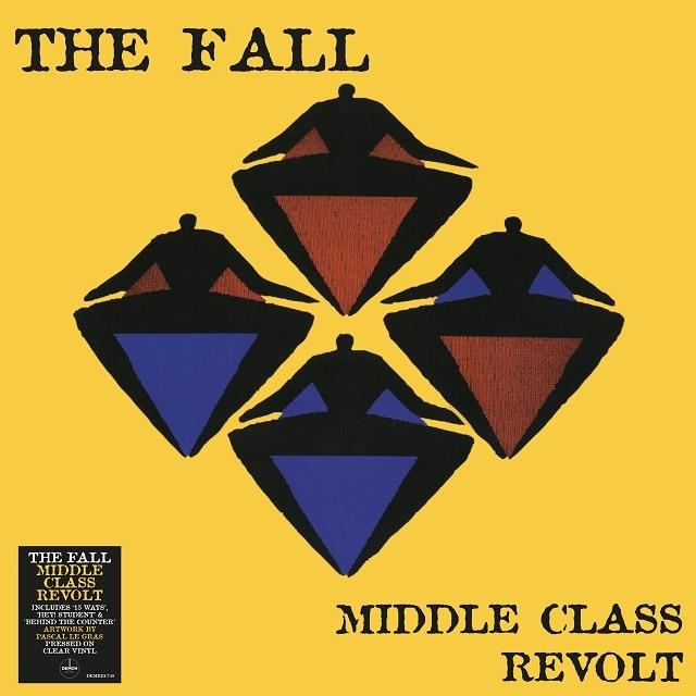 Middle Class Revolt (Clear Vinyl)