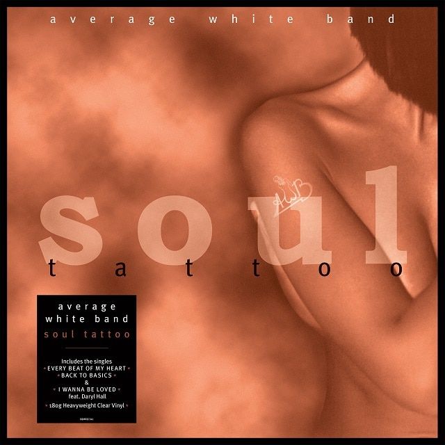 Soul Tattoo (Clear Vinyl)