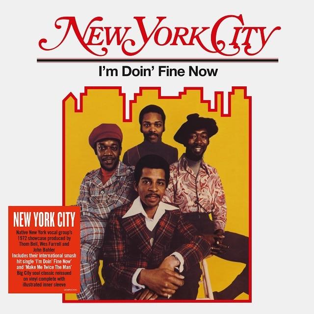 I'm Doin' Fine Now (Vinyl)