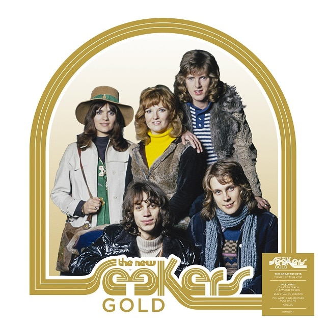 The New Seekers – Gold (Vinyl)