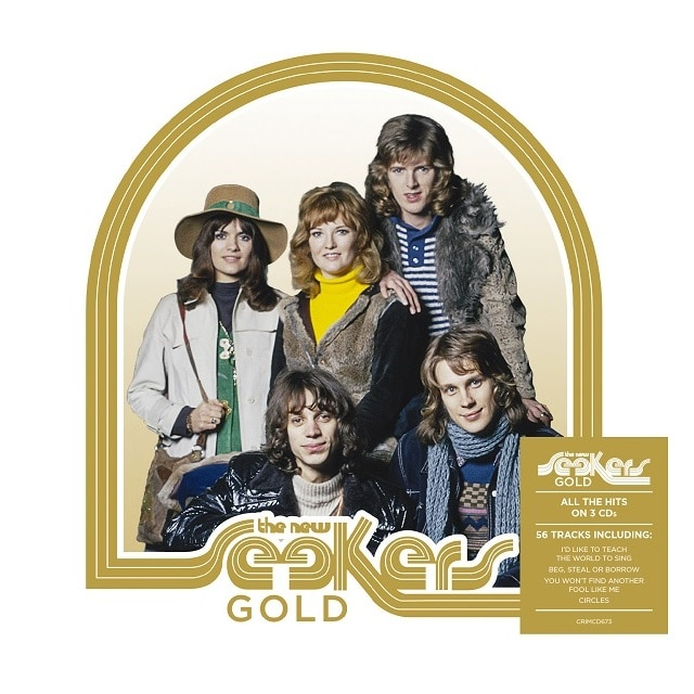 The New Seekers – Gold